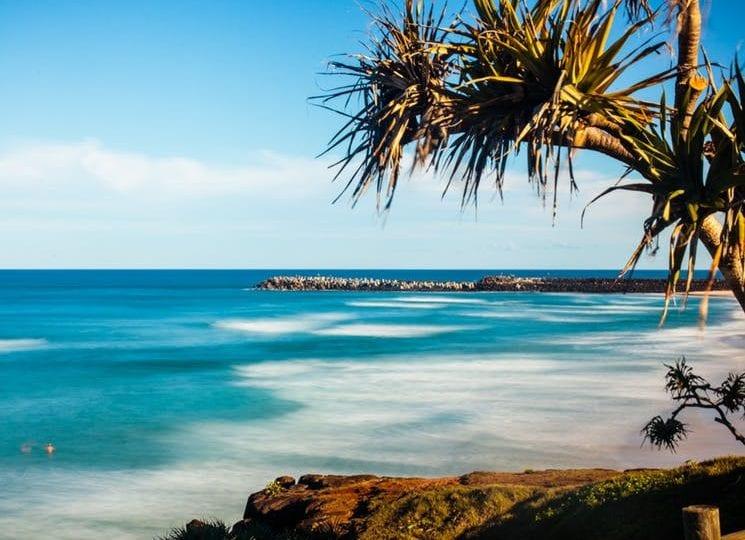 Ballina Surfing Beache